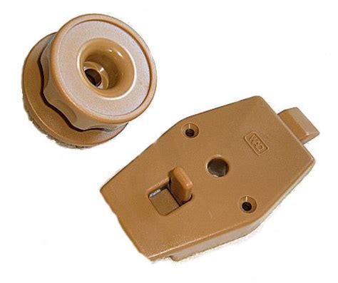 Bathroom Door Lock Repair Bathroom Door Lock Set Beige Plastic Replacement