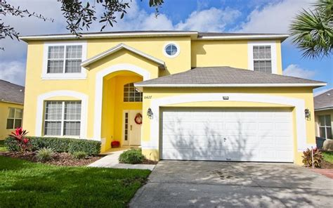 9 Bedroom Villas Kissimmee Emerald Island Resort Vacation Rentals And Villas In