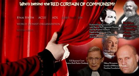 behind the red curtain zionism trojan horse