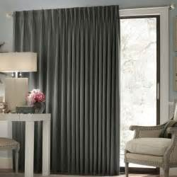 Curtain Rod Pocket Pinch Pleated Curtains For Traverse Rods Pictures To Pin