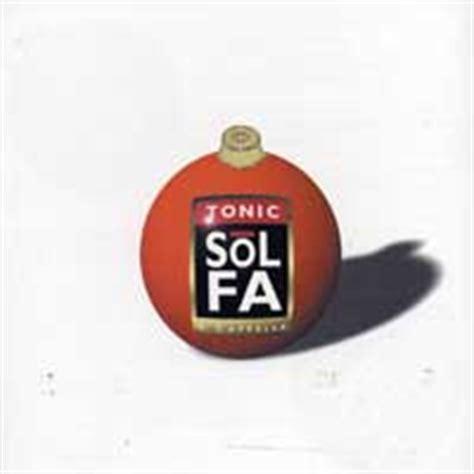 Tonic Sofa by Singers A Cappella Tonic Sol Fa