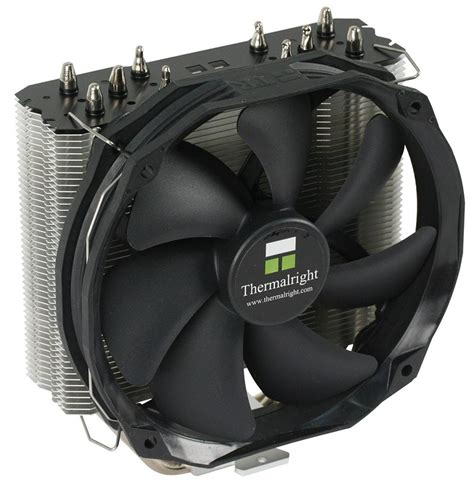 thermalright true spirit 140 direct cpu cooler revealed