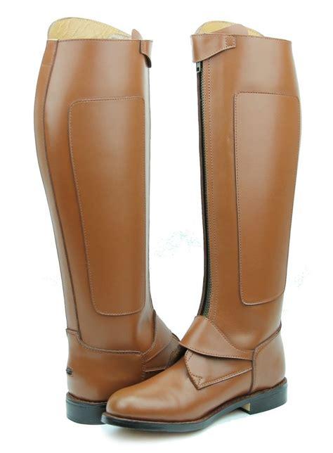 equestrian boots hispar invader 2 s knee high leather