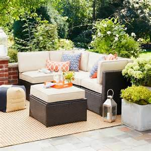 Patio Furniture Clearance Target Threshold Sedona Patio Furniture Collection Target