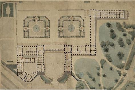 versailles floor plan versailles the grand trianon ground floor places