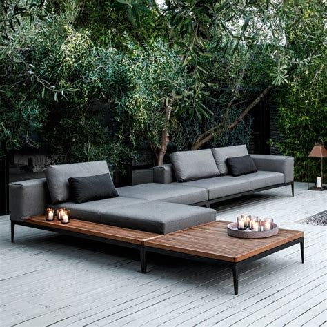 Lounge Sofa Holz by Lounge Sofa Outdoor Holz Daredevz