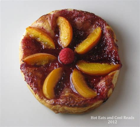 Cool With A Spicy Fruit Dessert by Eats And Cool Reads Apricot Fruit Tart Dessert Recipe