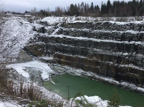 Soapstone Quarry Locations Soapstone Quarry Picture Of Tulikiven Kivikyla Juuka
