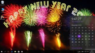 theme for new year happy new year 2016 theme for windows 8 8 1 and 10 save