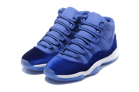 royal blue nike basketball shoes nike air xi 11 royal blue white basketball shoe