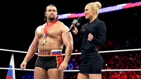Wrestlers Wardrobe by News On Rusev And Issues And Shawn