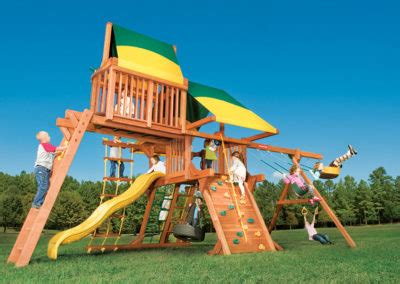 childlife swing sets swingsets wooden playsets woodplay childlife