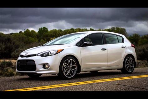 Kia Forte Sx Turbo 2015 Model Kia Forte5 Sx Turbo