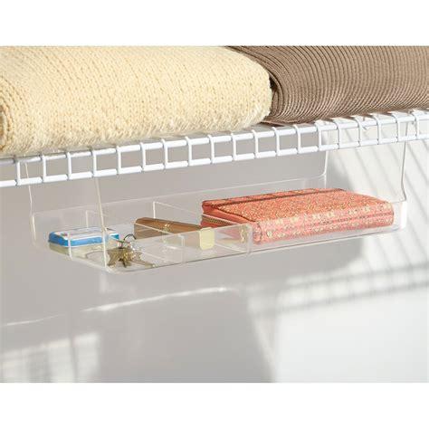 under storage shelf under shelf organizer wire shelving in under shelf