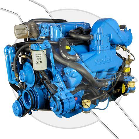 7 4l 454ci Ho High Output Mpi Crusader Inboard Engine