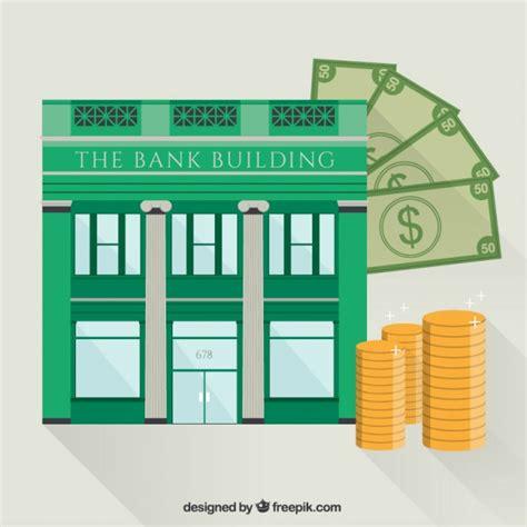 banco imagenes vectores gratis el edificio del banco descargar vectores premium