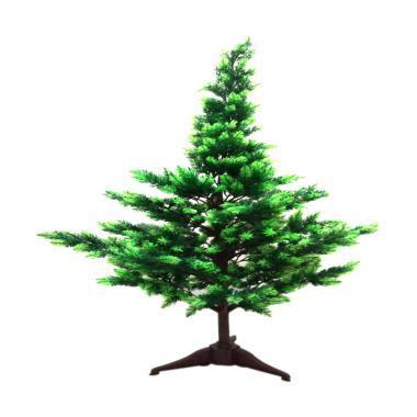 Pohon Natal Pvc Hijau Coklat by Jual Pohon Natal Harga Promo Mei 2018 Blibli
