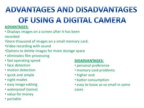 Benefits Of Digital Cameras by Recor Presentation On Slr Digital Cameras