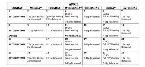 Theater Calendar Show Production Calendar Theatre Arts Uiowa Wiki