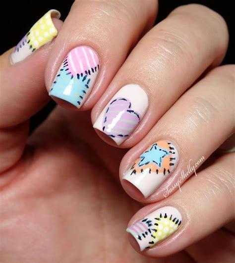 imagenes de uñas decoradas bellas 17 mejores ideas sobre im 225 genes de u 241 as decoradas en