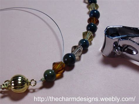 how to crimp a crimp bead how to use crimp beading projects