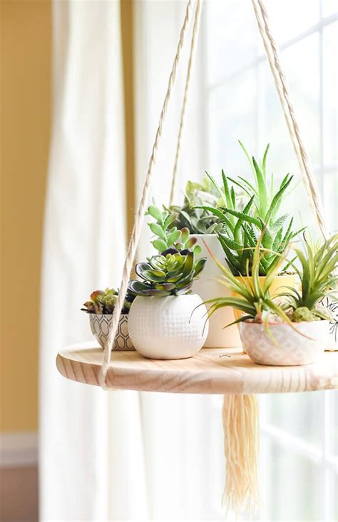 Handmade Decor - 25 best ideas about diy plant stand on plant