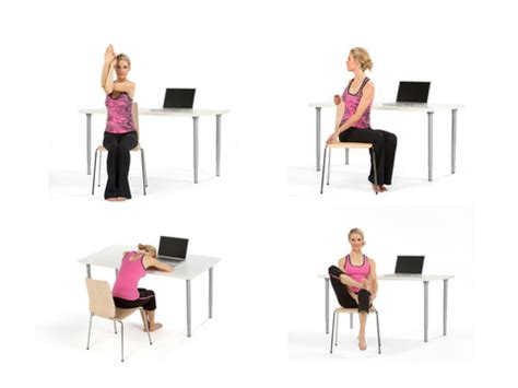 Leg Exercises Sitting At Desk Chair Yoga Hd App For Ipad Iphone Health Amp Fitness