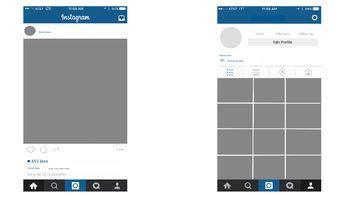 Instagram Template Editable Computer Lab Ideas Pinterest Instagram Template Docs