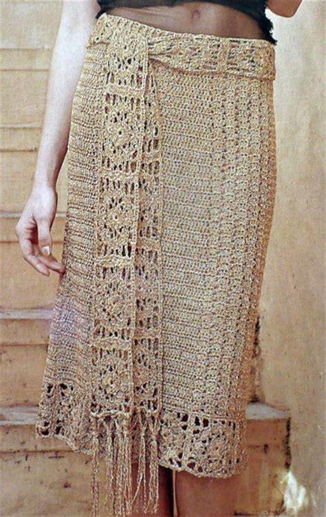 falda recta a crochet paso a paso cream crochet skirt http www ycomo com como tejer una