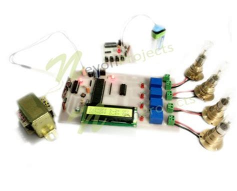 rf based home automation nevonprojects