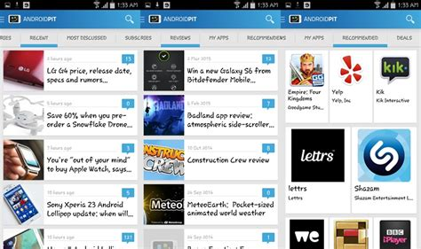 best android market app 5 best android market apps for phones and tablets