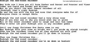 Rudolph the red nosed reindeer song dolly parton song rudolph the