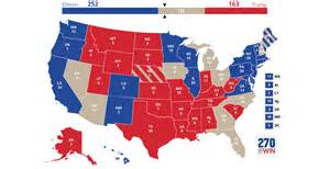 These are the states where a competitive 2016 election is most like to