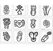 Tainos Simbolos Puerto Rico Tattoo Picture