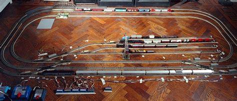 living room train layout naked m 228 rklin
