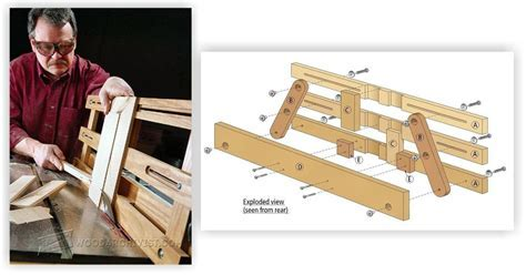 Raised Panel Table Saw Jig ? WoodArchivist