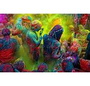 The Four Day Holi Folk Festival Of Sujanpur Which Traces Its Origin