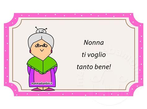 cornici per compleanno cornici con frasi per i nonni mamma e bambini