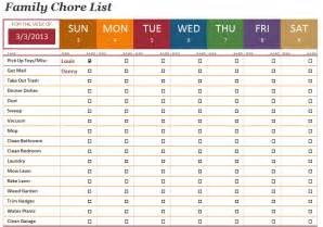 house chore schedule template the family chore list template will help you manage the
