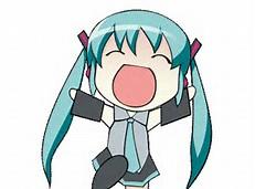 Anime Vocaloid Chibi GIF