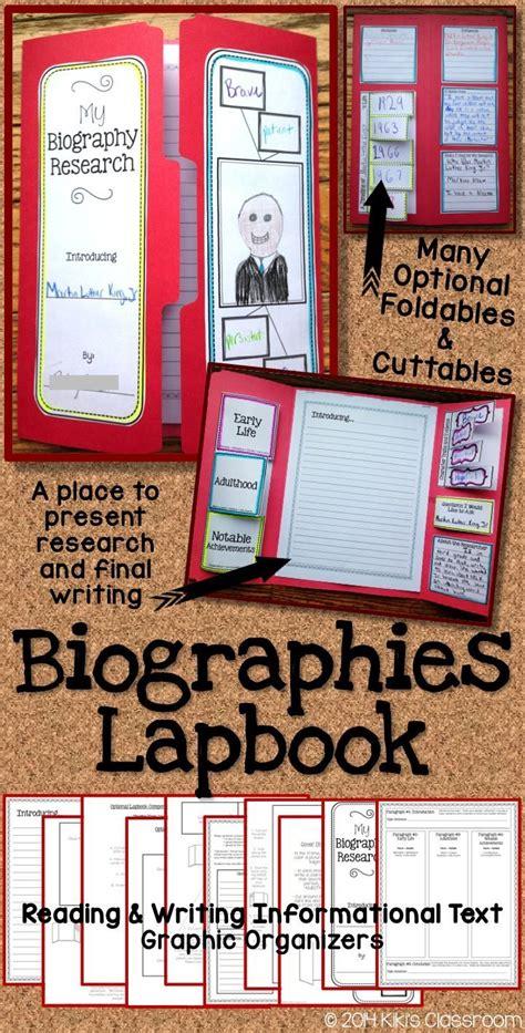 biography teaching ideas biography reports informational writing women s