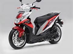 Motor Honda Beat Terbaru 2013