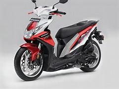 2015 Honda Motor Beat