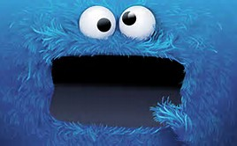 Cookie Monster Desktop