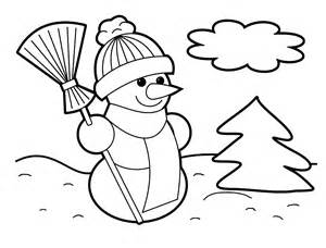 Free Christmas Coloring Pages sketch template