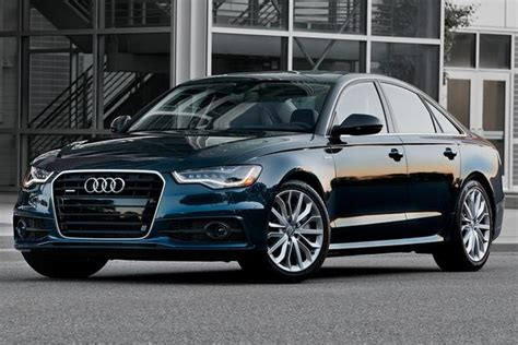 2015 audi car 2015 audi a6 new car review autotrader