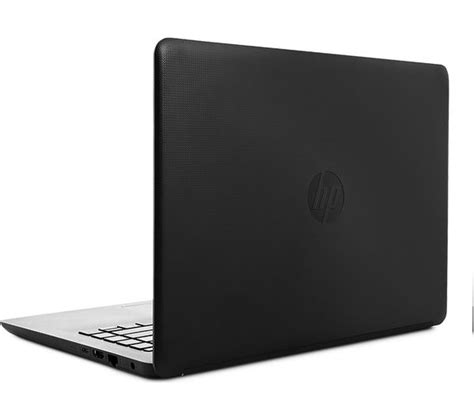 Hp 14 Bw005au Notebook Black buy hp 14 bp059sa 14 quot laptop jet black free delivery currys