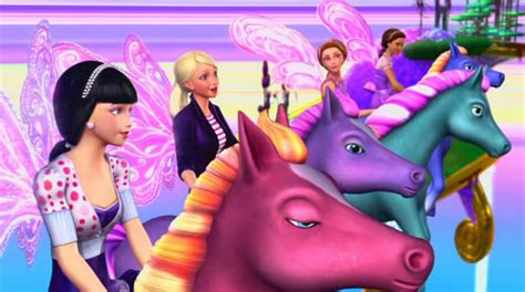 film barbie horse favourite flying horses poll results barbie movies