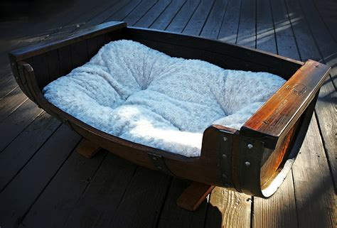 Wine Barrel Bed by Reclaimed Wine Barrel Bed The Green