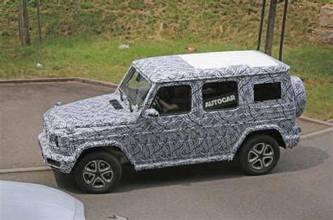 g class 2018 2018 mercedes amg g63 shows new grille